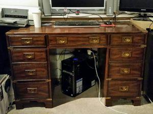 Antique Drexel Campaign Desk for Sale in Seattle, WA