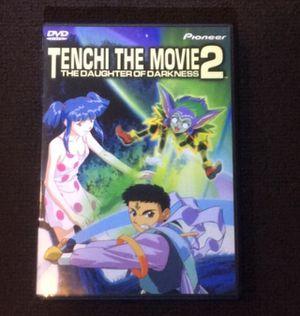 Anime Tenchi The Movie 2 DVD for Sale in Providence, RI