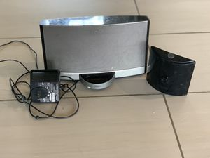 Bose sound deck with extra battery pack for Sale in El Cajon, CA