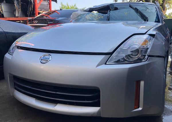 2003-2009 NISSAN 350z COMPLETE PART OUT!