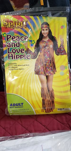 Hippie Halloween Costume for Sale in Conroe, TX