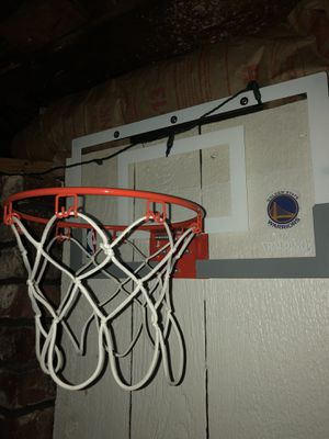 Basketball hoop for door for Sale in Melrose, MA