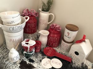 Rae Dunn Christmas items for Sale in Southern Pines, NC