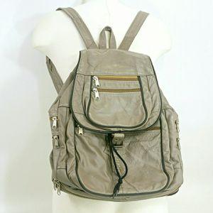 Vintage Backpack, Retro Vinyl Knapsack, Tote, Bag, Pack for Sale in Denver, CO