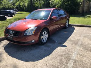 2005 Nissan Maxima for Sale in Houston, TX