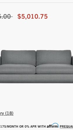 Design Within Reach Couch Sofa - DWR for Sale in Seattle,  WA