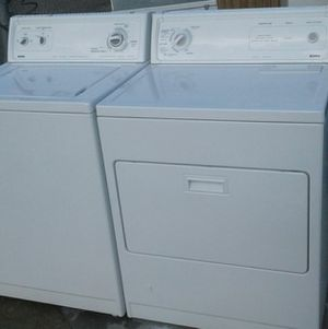 SET OF WASHER AND DRYER SET KENMORE for Sale in La Habra, CA