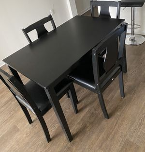 5 Piece Dining Set for Sale in Washington, DC