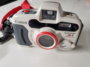 Canon Sure Shot A1 Waterproof Film Camera for Sale in North Highlands, CA