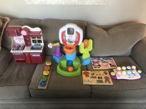 6+ kid toys for Sale in Glenview, IL