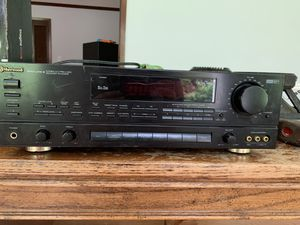 sherwood digilink 3 stereo a/v pro-logic receiver rv 5030r for Sale in Stone Mountain, GA