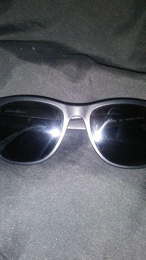 Eddie bauer polarized blacl mens sunglasses for Sale in Des Moines, WA
