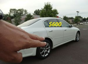 🎁💲6OO I'am selling URGENT!Super2005 Infiniti G35 🍁Runs and drives great.🎁 for Sale in Gilbert, AZ