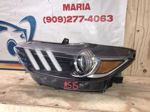 2015-2017 Ford Mustang GT headlight LH for Sale in Eastvale, CA