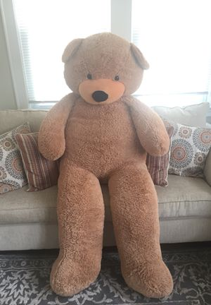 Giant teddy bear for Sale in Staten Island, NY