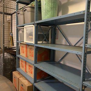 Heavy Duty Storage Shelf (2 Unit) for Sale in Chicago, IL