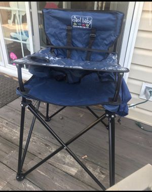 Ciao baby portable high chair for Sale in Falmouth, VA
