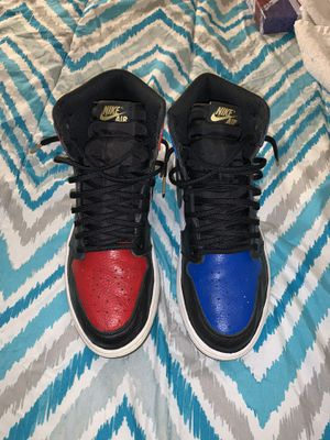 """Nike air Jordan 1 """"Top 3"""" Type Custom for Sale in Columbus, OH"""