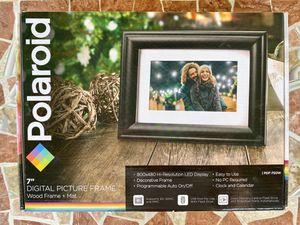 Polaroid picture frame for Sale in Visalia, CA