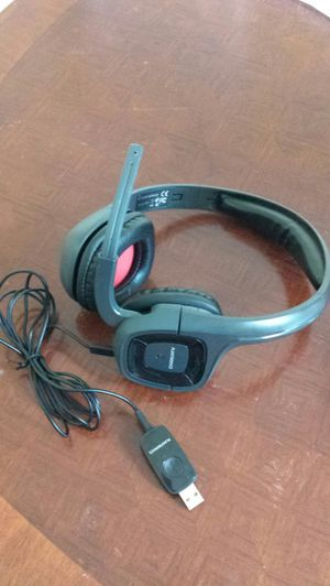 Plantronics headset for Laptop with USB for Sale in Durham, NC