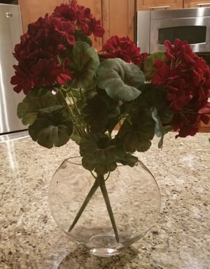 Artificial red flowers for Sale in Litchfield Park, AZ