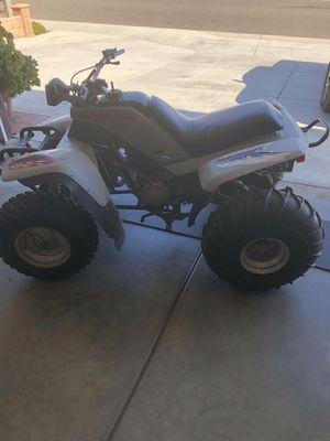 Yamaha four wheel motorcycle for Sale in Murrieta, CA