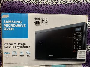 Samsung microwave for Sale in Fresno, CA
