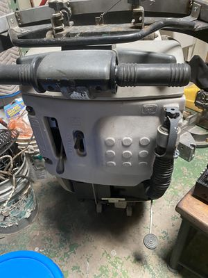 24 volt Floor Scrubber walk Behind for Sale in San Diego, CA