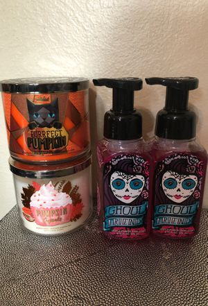 Brand new bath and body works set for Sale in Stockton, CA