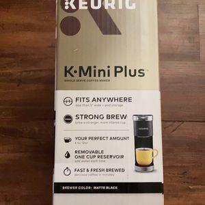 Keurig K•Mini plus for Sale in Columbus, OH