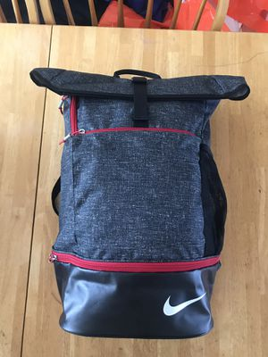 Brand new Nike sport backpack gym bag book school golf baseball for Sale in Spring Valley, CA