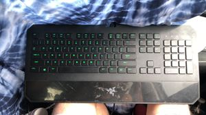 Razer deathstalker keyboard for Sale in Oneida, NY
