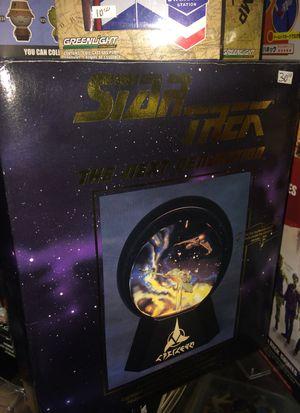 Star Trek next generation Klingon Bird of prey musical star globe new in package $25 for Sale in Bloomingdale, IL
