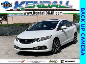 2015 Honda Civic Sedan for Sale in Miami, FL