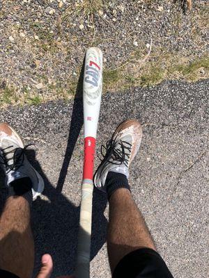 baseball bat Cat 7 squared bbcor 32 inch for Sale in Metamora, IL