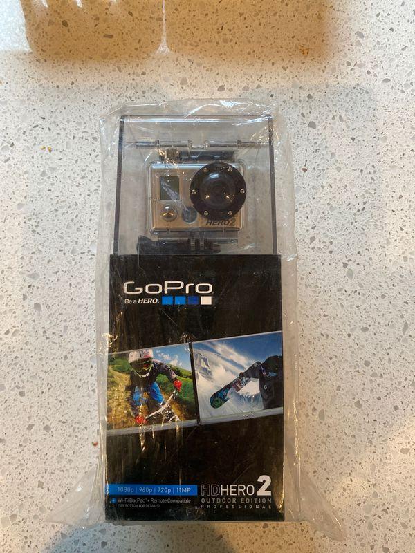 GoPro HD Hero 2 Outdoor Edition Professional Camera