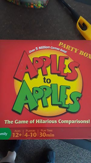 Apples to apples for Sale in Tampa, FL