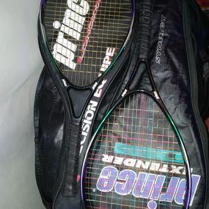 Pair Of Prince Extender Tennis Rackets for Sale in San Antonio, TX