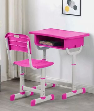 New kids desk and chair for Sale in Fort Lauderdale, FL