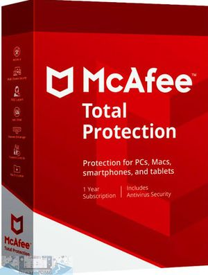 Physical McAfee [Anti Virus Protection 2020] Copy [Internet/Security Software] 1PC for Sale in Fontana, CA