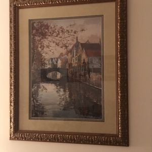 Framed Picture for Sale in Purcellville, VA