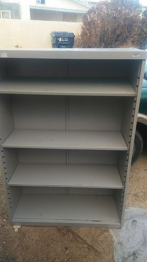 Metal shelves for Sale in Albuquerque, NM