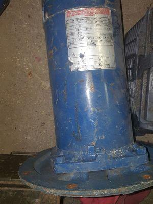 Sprinkler pump motor for Sale in Sterling Heights, MI