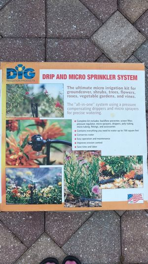 Drip and micro sprinkler system for Sale in Lakeland, FL