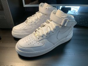 Air Force 1 mids for Sale in Rancho Cucamonga, CA