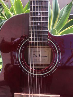 De Rosa 12 string guitar for Sale in San Diego, CA
