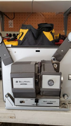 8mm projector for Sale in Chula Vista, CA