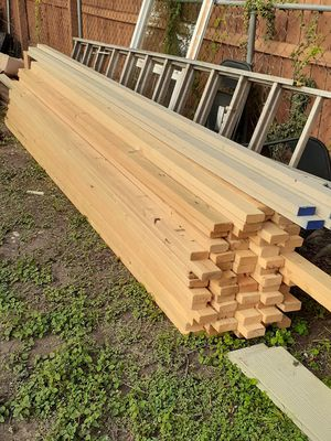 2x4 12 ft a 2.50$ for Sale in San Antonio, TX