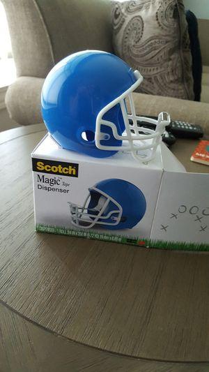 New scotch tape football hemet dispenser for Sale in Taylor, MI