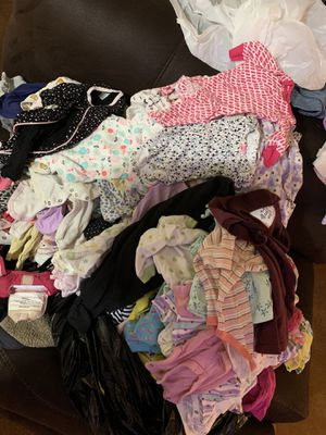 Baby girl clothes for Sale in Booneville, MS